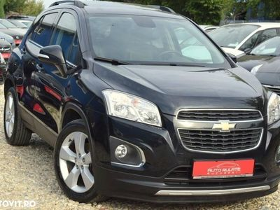 second-hand Chevrolet Trax din 2014