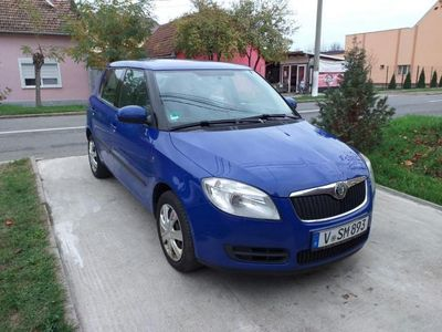 second-hand Skoda Fabia an 2010 1.4 tdi euro 4 80 cp