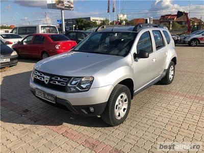 second-hand Dacia Duster 1.5 d 4x4 109 cp 2015