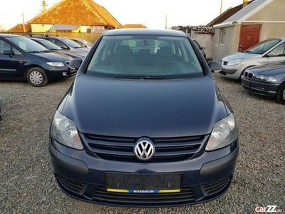 second-hand VW Golf V plus posibilitate rate