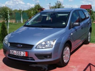 second-hand Ford Focus 1.6 benzina Euro 4