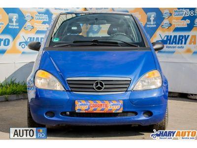 second-hand Mercedes A160 1.6 16v Benzina