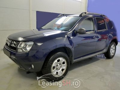 second-hand Dacia Duster din 2014