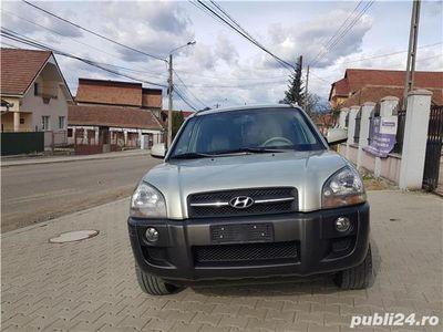 brugt Hyundai Tucson 4x4 2.0d 113 Cp an 2005