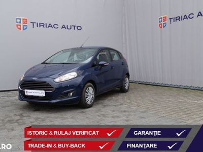 second-hand Ford Fiesta 1.0L EcoBoost