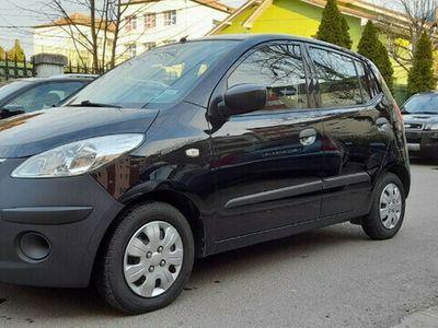 second-hand Hyundai i10 1.1 Benzina 60 Cp 170000 Km Carte Service Euro 5