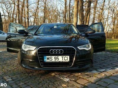second-hand Audi A6 2.0