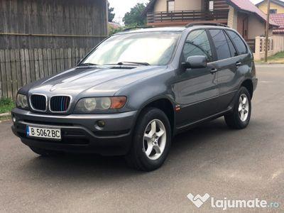 second-hand BMW X5 3.0 diesel