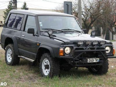 second-hand Nissan Patrol GR 4X4 Y60 - an 1991, 2.8 Td (Diesel)