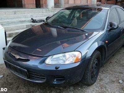 second-hand Chrysler Sebring - an 2002, 2.0 (Benzina)