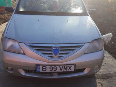 second-hand Dacia Logan 1.6mpi cu gpl
