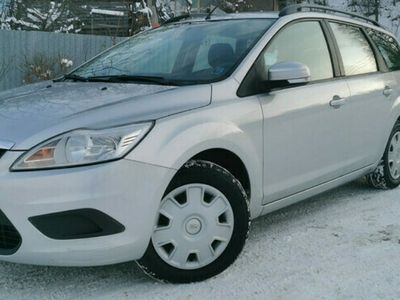 second-hand Ford Focus 1.6 diesel euro 4 2009