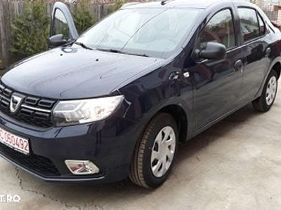 second-hand Dacia Logan SCE73 - Albastru - 35 km - Nou