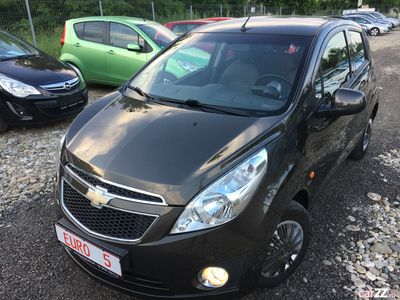 second-hand Chevrolet Spark 2012 -euro 5-posibilitate rate-