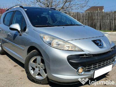 second-hand Peugeot 207 2008, 1.4 VTi, 95 cp, Panorama, Klima....