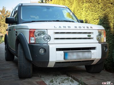 second-hand Land Rover Discovery 3 56.000KM