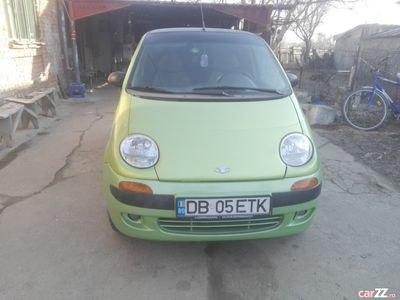 second-hand Chevrolet Matiz pe gpl