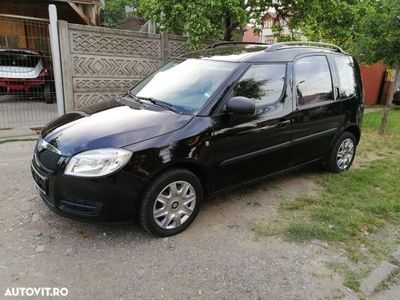 second-hand Skoda Roomster 1.4 I