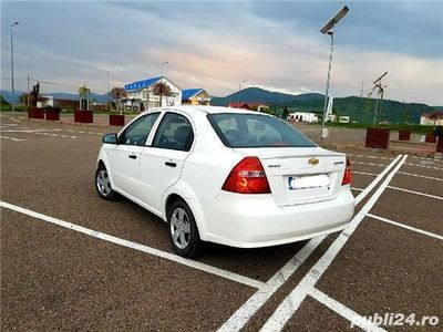 used Chevrolet Aveo 42.000 km