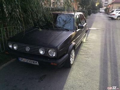 second-hand VW Golf II GTD