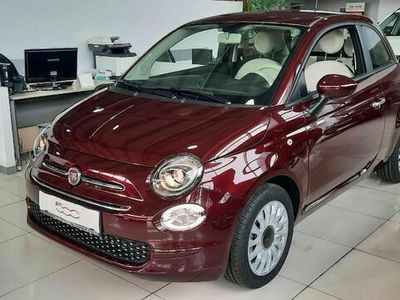 second-hand Fiat 500C