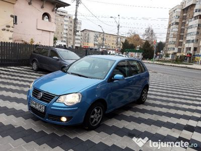 second-hand VW Polo 2007 1.4 Diesel Fiscal pe loc