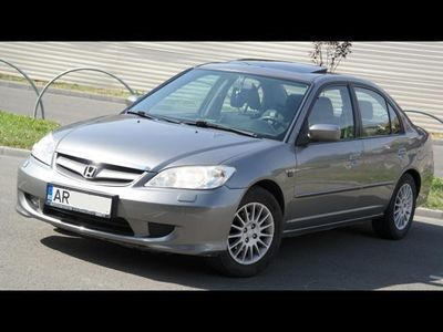 second-hand Honda Civic - an 2006, 1.6 Vtec (Benzina+GPL)