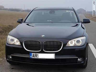 second-hand BMW 740 XDRIVE