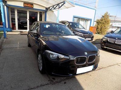 second-hand BMW 116 d 5 usi - an 2013