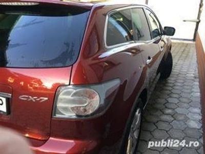 second-hand Mazda CX-7