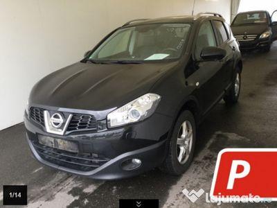 second-hand Nissan Qashqai 1,6 dci tekna piele, xenon, navi, camera, alu