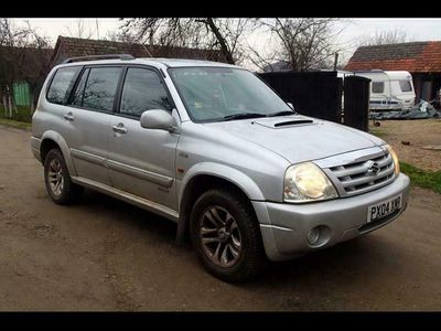 second-hand Suzuki Grand Vitara - 4x4