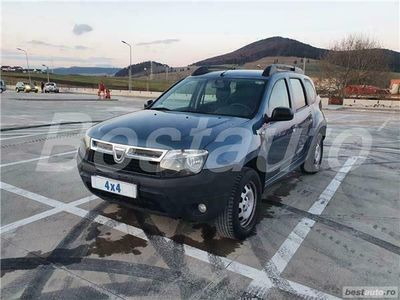 second-hand Dacia Duster 4×4 | 1.6 benzin