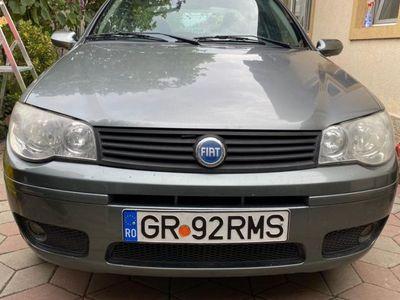 second-hand Fiat Albea 2007