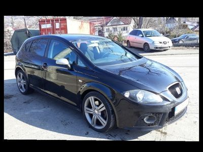 second-hand Seat Leon FR