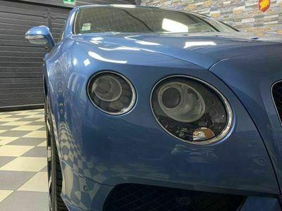 second-hand Bentley Continental GT