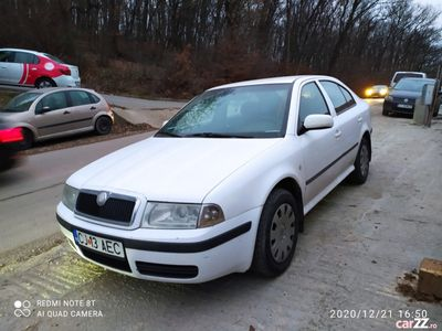 second-hand Skoda Octavia 1