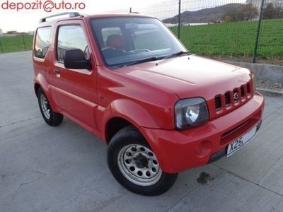 second-hand Suzuki Jimny 2004