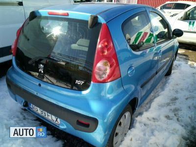 second-hand Peugeot 107