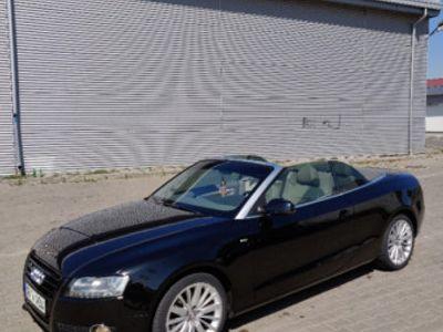 second-hand Audi A5 2.7tdi 190cp S-line 2010