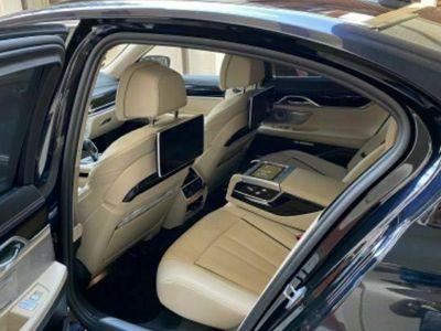 second-hand BMW 750 Seria 7 d