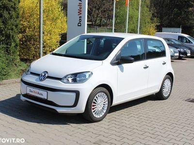 second-hand VW up! Take4 usi NEDC-Sf.de serie