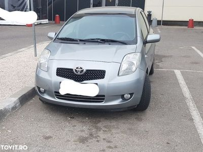 second-hand Toyota Yaris II