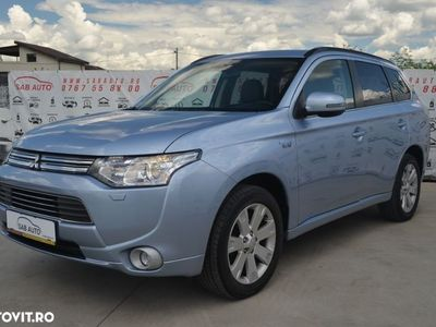 second-hand Mitsubishi Outlander