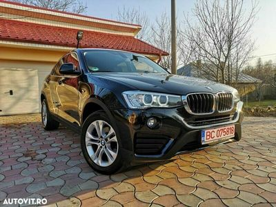 second-hand BMW X4 xDrive20d
