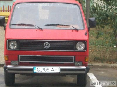second-hand VW T3 multivan--NEGOCIABIL--