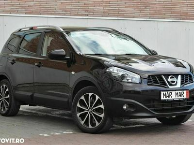 second-hand Nissan Qashqai +2