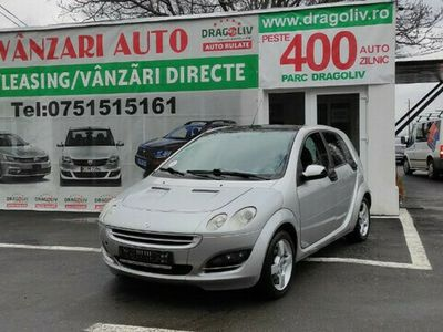 second-hand Smart ForFour 1.5 Benzina,2004,Panorama,Finantare Rate