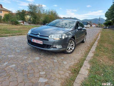 second-hand Citroën C5 III 2009 2.7HDI 204cp Cutie automata, Navi