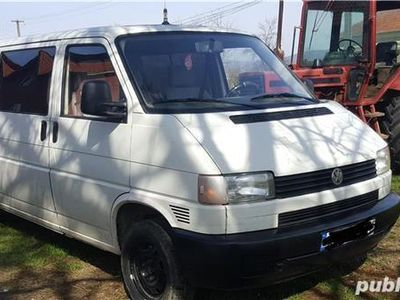 second-hand VW T4